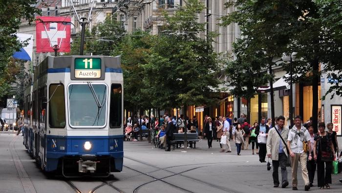 Dünyanın en dürüst şehirleri listesinde Zürih birinci oldu