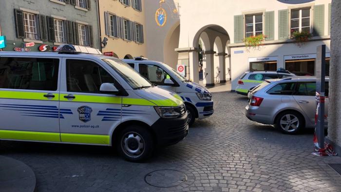 Fotoğraf: Aargau Kanton Polisi