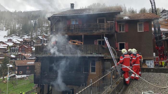 Fotoğraf: Graubünden Kanton Polisi