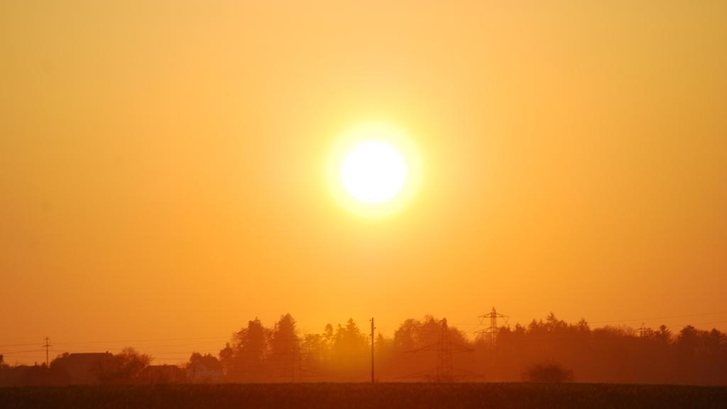 Dünyanın, Paris iklim anlaşmasında öngörülenden daha sıcak olma ihtimali var
