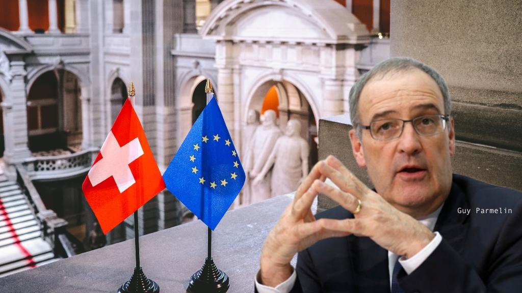 İsviçre hükümeti AB ile sürdürülen müzakerelere son verildiğini duyurdu
